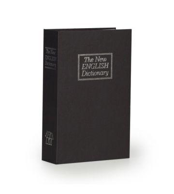Boek kluis - Zwart - Medium