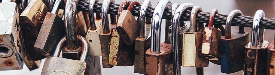 Kluiscode en sleutels kwijt